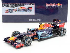 M. Verstappen #33 Snow Demonstration Run Kitzbühel 2016 1:18 Minichamps