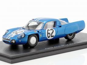 Alpine A210 #62 Class Winner 24h LeMans 1966 Grandsire, Cella 1:43 Spark