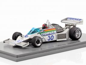 Emerson Fittipaldi Copersucar FD04 #30 6th Monaco GP formula 1 1976 1:43 Spark