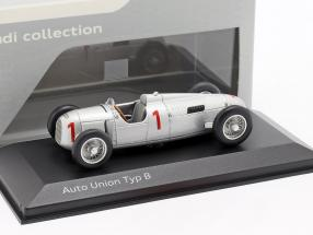 Auto Union Typ B #1 silver 1:43 Minichamps