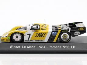 Porsche 956 LH #7 Winner 24h LeMans 1984 Pescarolo, Ludwig, Johansson
