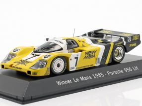 Porsche 956 LH #7 Winner 24 LeMans 1985 Ludwig / Barilla / Krages 1:43 Spark