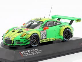 Porsche 911 (991) GT3 R #912 VLN Nürburgring 2018 Manthey Racing 1:43 CMR
