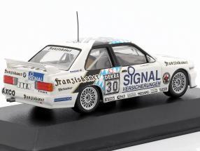 BMW M3 E30 #30 DTM 1991 Leopold Prinz von Bayern