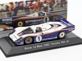 Porsche 956 LH #1 Winner 24 LeMans 1982 Ickx / Bell 1:43 Spark