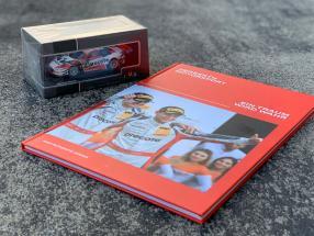 Set GT Masters Champion 2018: Buch mit Porsche 911 (991) GT3 R #99