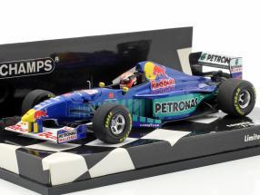 Johnny Herbert Sauber C16 #16 Formel 1 1997 1:43 Minichamps