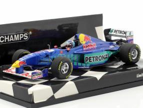 Nicola Larini Sauber C16 #17 Formel 1 1997 1:43 Minichamps