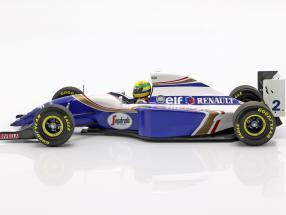 Ayrton Senna Williams FW16 #2 Brazilian GP formula 1 1994