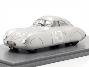 Porsche 64 #143 Austrian Alpenfahrt 1949 Otto Mathé 1:43 Spark