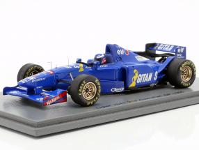 Olivier Panis Ligier JS41 #26 2nd Australian GP formula 1 1995 1:43 Spark