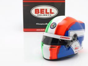 Antonio Giovinazzi Alfa Romeo Racing C38 #99 formula 1 2019 helmet 1:2 Bell
