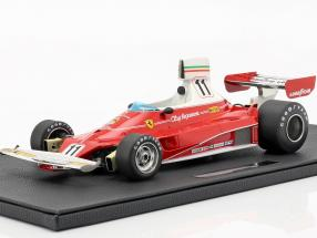 Clay Regazzoni Ferrari 312T #11 formula 1 1975 1:12 GP Replicas