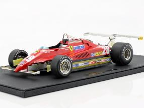 Didier Pironi Ferrari 126C2 #28 Long Beach GP Formel 1 1982 1:12 GP Replicas
