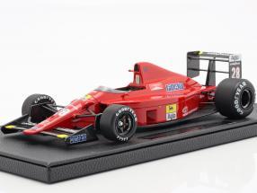 Gerhard Berger Ferrari 640 #28 formula 1 1989 1:18 GP Replicas
