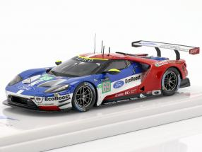 Ford GT #69 24h LeMans 2017 Briscoe, Dixon, Westbrook 1:43 TrueScale