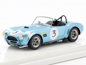 Shelby Cobra Roadster #3 Class Winner 500km Spa 1964 Bondurant 1:43 TrueScale