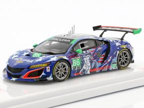 Acura NSX GT3 #86 6h Watkins Glen IMSA 2017 Jeff Segal 1:43 TrueScale