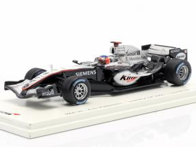 Kimi Räikkönen McLaren MP4-20 #9 Winner Japan GP Formel 1 2005 1:43 Spark