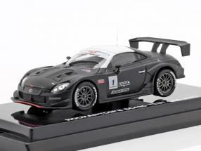 Lexus SC430 #1 Test Car Super GT Series 2007 1:64 Kyosho