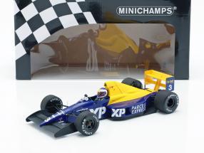 Jonathan Palmer Tyrrell 018 #3 French GP formula 1 1989 1:18 Minichamps