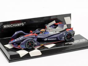 Robin Frijns Audi e-tron FE05 #4 Formel E Saison 2018/19 1:43 Minichamps