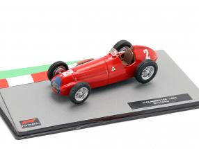 Giuseppe Farina Alfa Romeo 158 #2 formula 1 World Champion 1950 1:43 Altaya