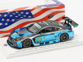 Lexus RC F GT3 #14 Winner GTD Class Mid-Ohio 2018 Marcelli, Baumann 1:43 Spark