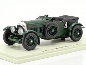 Bentley Speed Six #4 Winner 24h LeMans 1930 Barnato, Kidston 1:43 Spark