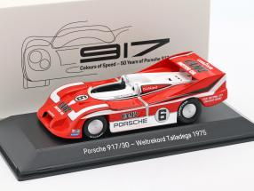 Porsche 917/30 #6 World Record Talladega 1975 Mark Donohue 1:43 Spark