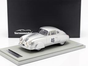 Porsche 356 SL #46 Class Winner 24h LeMans 1951 Veuillet, Mouche 1:18 Tecnomodel