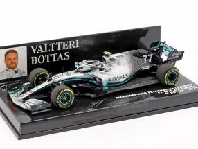 Valtteri Bottas Mercedes-AMG F1 W10 EQ Power  #77 Formel 1 2019 1:43 Minichamps