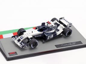 Juan Pablo Montoya Williams FW26 #3 formula 1 2004 1:43 Altaya