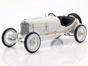 Mercedes Plain Body Version Targa Florio 1924 weiß 1:18 CMC