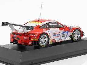 Porsche 911 GT3 R #30 24h Nürburgring 2018 Frikadelli Racing Team