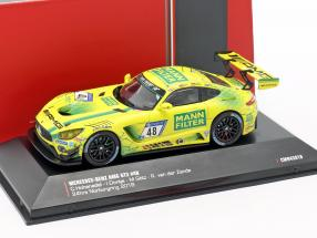 Mercedes-Benz AMG GT3 #48 24h Nürburgring 2018 Team Mann Filter