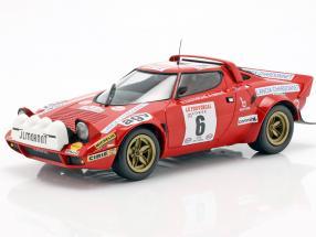 Lancia Stratos #6 Winner Tour de Corse 1975 Darniche, Mahe 1:18 Minichamps
