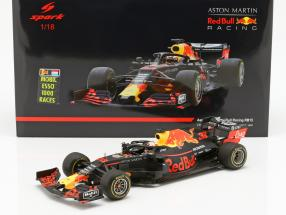 Max Verstappen Red Bull Racing RB15 #33 4th China GP Formel 1 2019 1:18 Spark