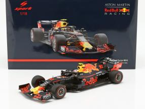 Pierre Gasly Red Bull Racing RB15 #10 6th China GP Formel 1 2019 1:18 Spark