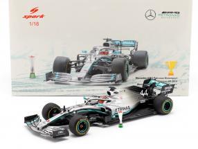 L. Hamilton Mercedes-AMG F1 W10 #44 Winner China GP F1 2019 1:18 Spark