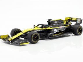Daniel Ricciardo Renault R.S.19 #3 Australien GP Formel 1 2019 1:18 Spark