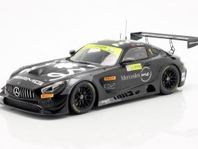 Mercedes-Benz AMG GT3 #1 3rd FIA GT World Cup Macau 2018 E. Mortara 1:18 Spark