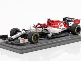 Kimi Räikkönen Alfa Romeo Racing C38 #7 Australien GP F1 2019 1:43 Spark