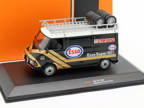 Fiat 242 van Rallye Assistance Esso Grifone 1986 1:43 Ixo