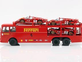 Fiat Bartoletti Truck 306/2 Ferrari Movie LeMans