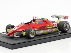 Didier Pironi Ferrari 126C2 #28 Formel 1 1982 1:18 GP Replicas