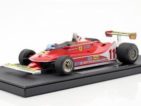 J. Scheckter Ferrari 312T4 #11 Italien GP Weltmeister F1 1979 1:18 GP Replicas