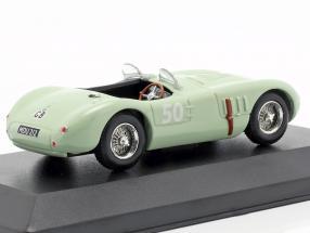 Jaguar C-Type #50 GP Reims 1952 Stirling Moss 1:43
