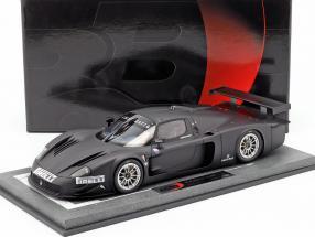 Maserati MC12 Competizione Test Fiorano M. Schumacher 2004 mit Vitrine 1:18 BBR