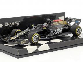 Romain Grosjean Haas VF-19 #8 Monaco GP Formel 1 2019 1:43 Minichamps